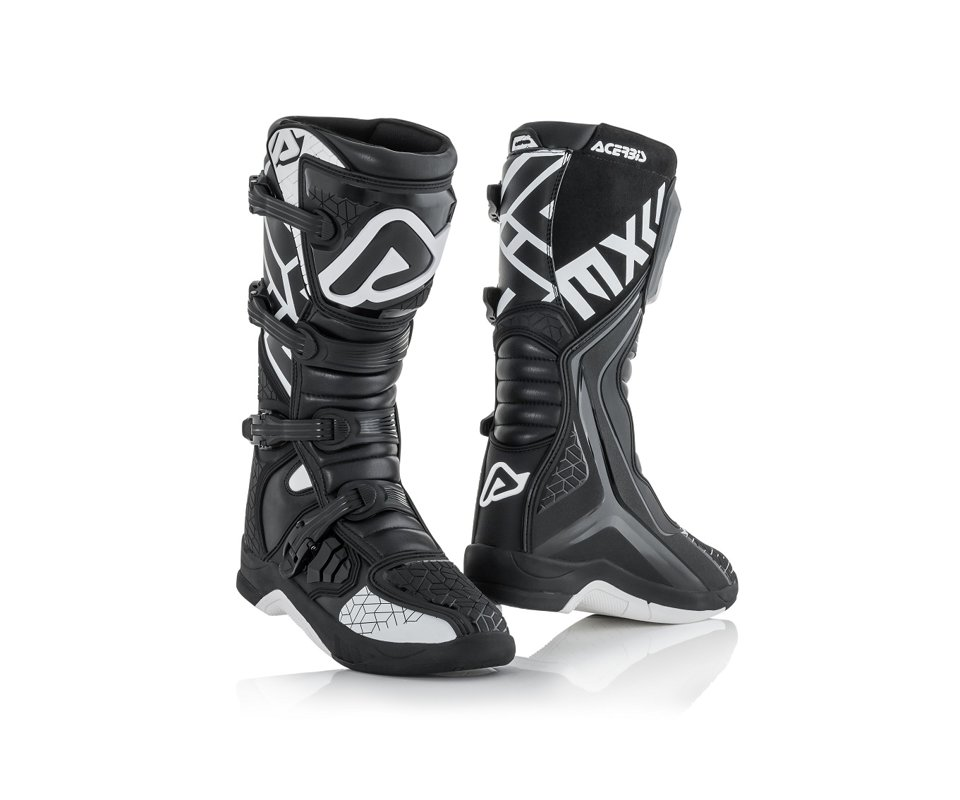 Acerbis X-TEAM - BLACK/WHITE