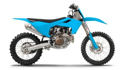 Acerbis plastmasu komplekts HUSQVARNA TC/FC 16-18 (NO TC 250 16) - LIGHT BLUE