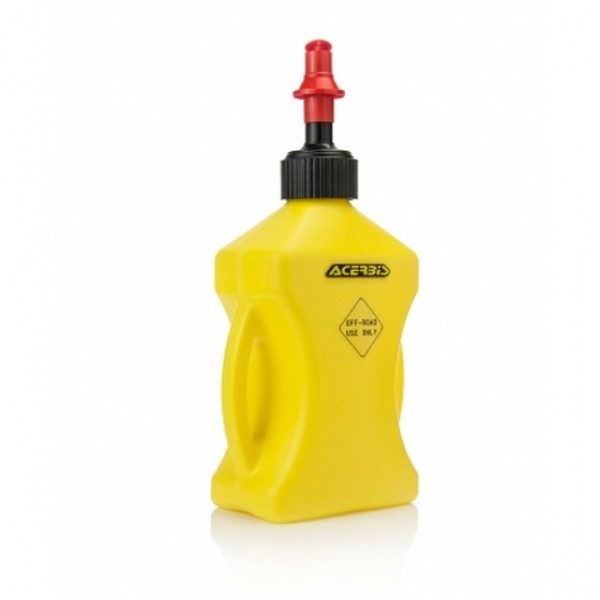 Acerbis FUEL CONTAINER QUICK FILL 10 LITER - YELLOW