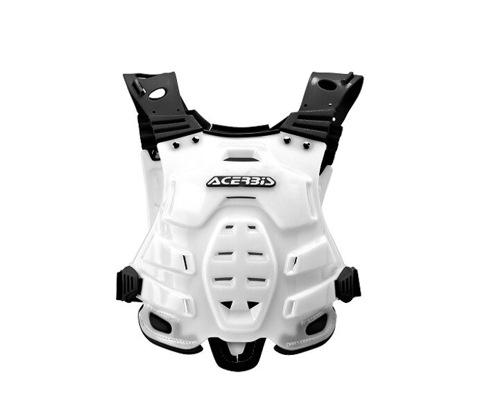 Acerbis ROOST DEFLECTOR PROFILE White