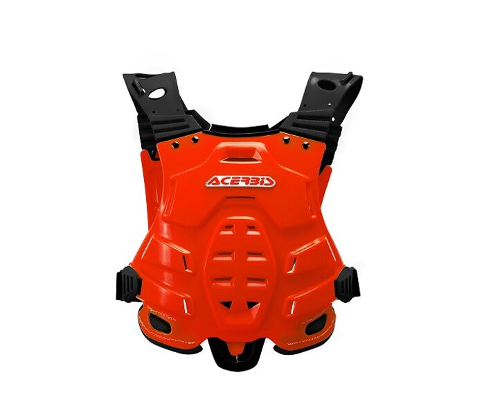 Acerbis ROOST DEFLECTOR PROFILE Red