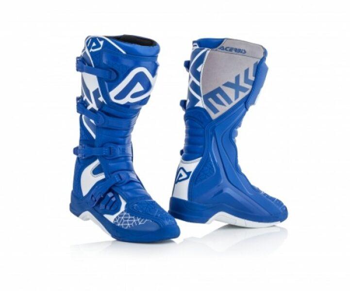 Acerbis BOOTS X-TEAM - BLUE/WHITE