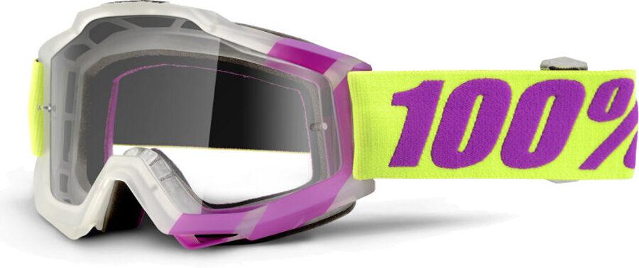 100% Accuri Tootaloo Goggle - Clear Lens