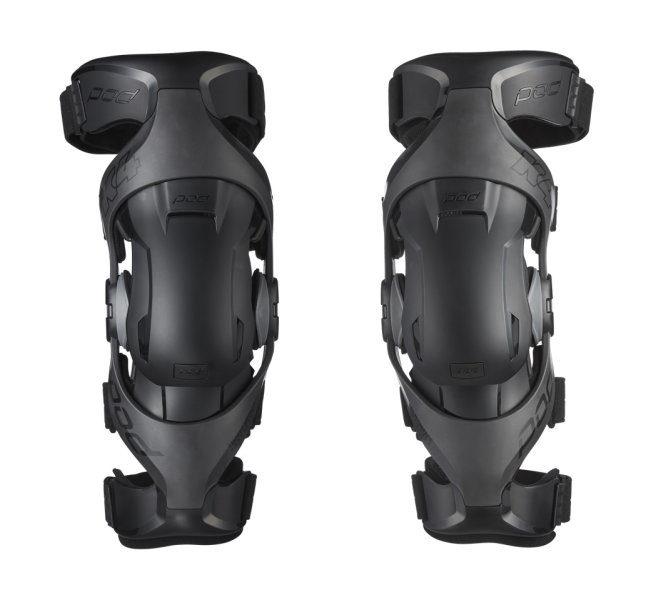 Pod K4 2.0 Knee Brace Black - Pair