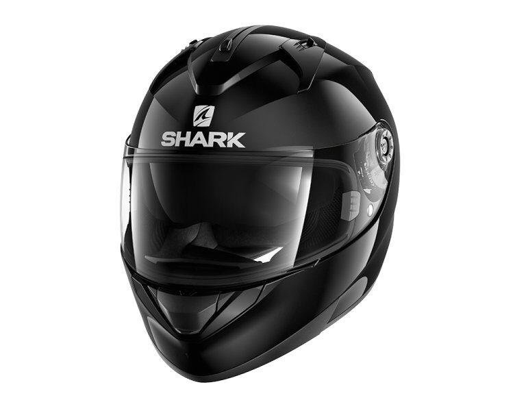 SHARK RIDILL BLANK melna