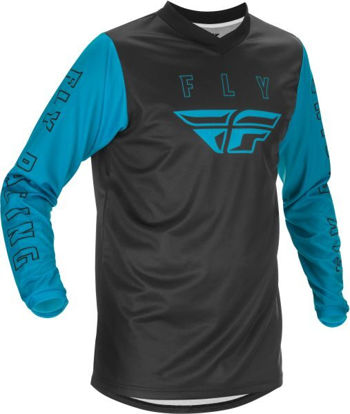 FLY RACING F-16 Jersey black/blue