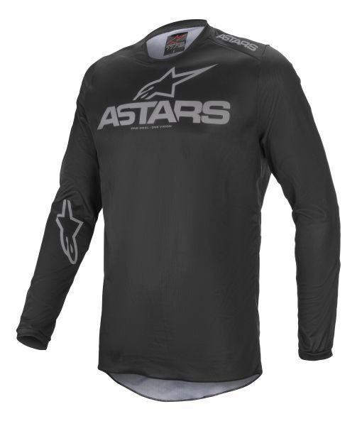 ALPINESTARS MX FLUID GRAPHITE colour black/dark grey
