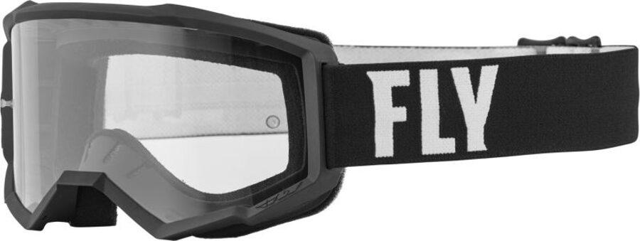FLY Racing Focus - Black
