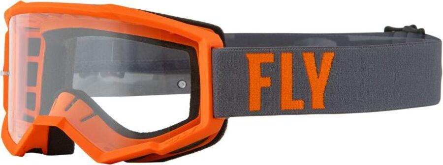 FLY Racing Focus Orange