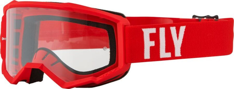 FLY Racing Focus - Red