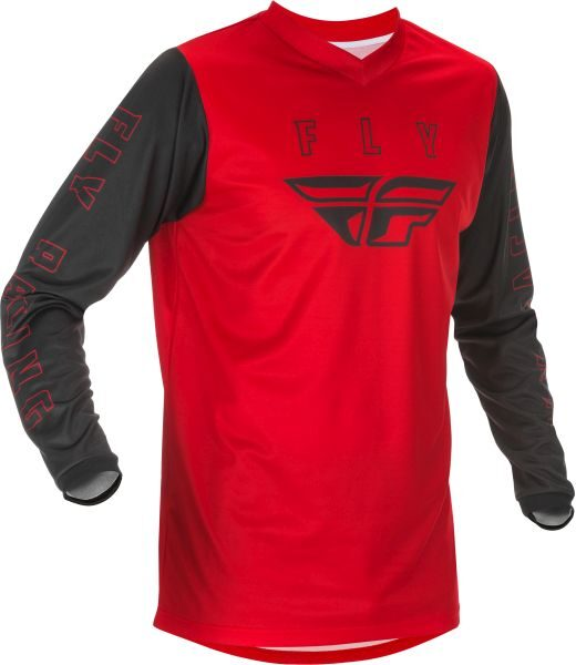 FLY RACING F-16 Jersey black/red
