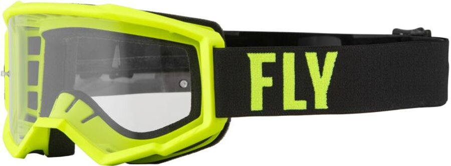FLY Racing Focus - Yellow
